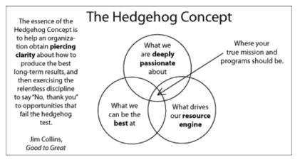 Hedgehog Concept