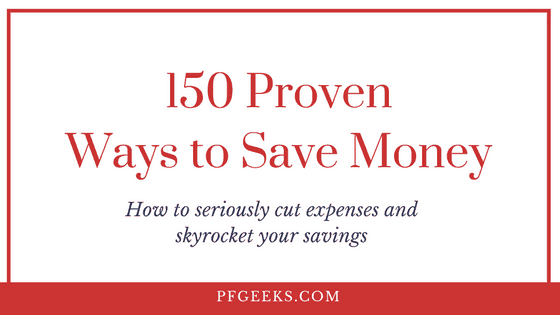 150 Proven Ways to Save Money