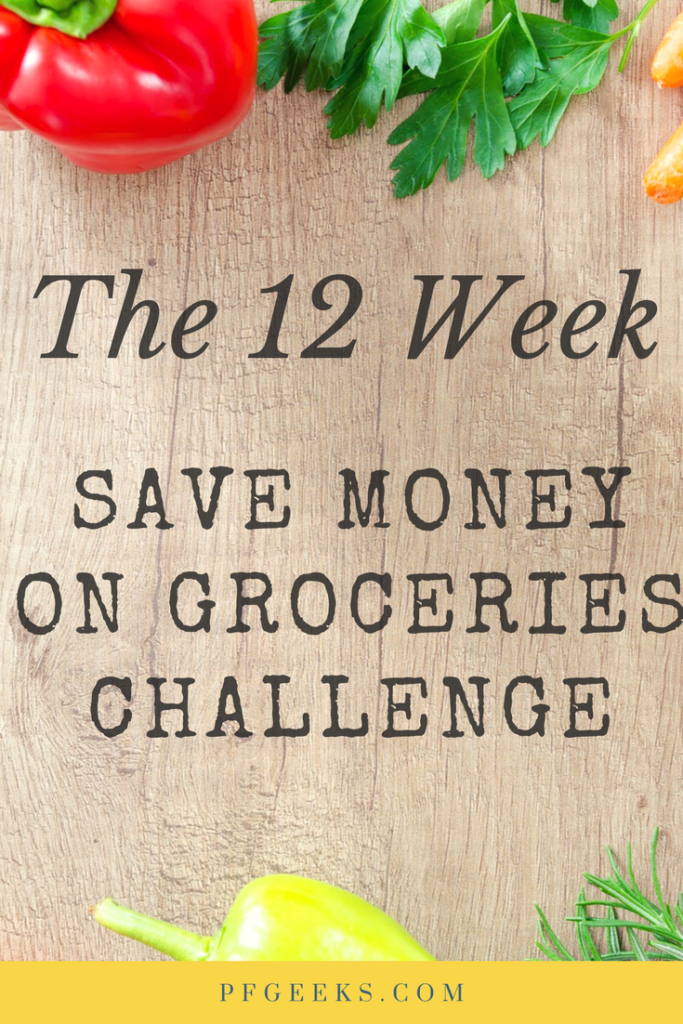 Save money on Groceries Challenge #grocerybudget #savemoneyongroceries