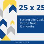Setting life goals
