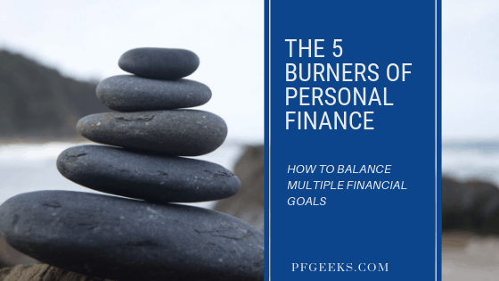 How to balance financial goals