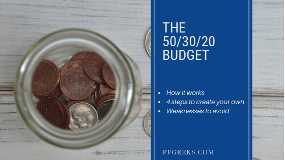 The 50/30/20 Rule: Is it the Best Budget for you?